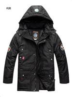 Wholesale Men s outdoor NAPAPIJRI jackets Oversized Hooded down jacket NAPAPIJRI detachable liner Warm winter jacket S XXXL Green black