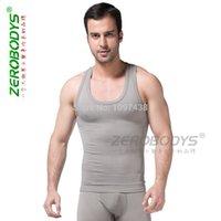 best shaper - PS male corset best waist cincher men s slimming body shaper men gym bodysuit underwear chest binder vest abdomen fat