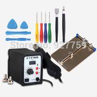 Cheap Soldering Station Heat Gun Kaisi 868D 220V 700W Hot Air Gun Solder Rework Station with Free Gifts