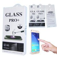 a8000 - 9H Explosion Proof Premium Tempered Glass Screen Protector Guard Film For Samsung GALAXY A8 A8000 White Retail Package MOQ