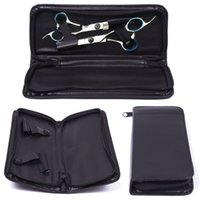 Cheap New Salon Barber Hair Scissors Professional Bag Comb Tool Storage Pouch Case #61892