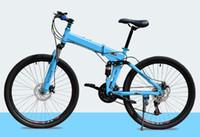 Wholesale ICOLOUR bike inch MTB mountain bike speed double disc damping speed bike