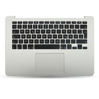 apple keyboard assembly - Topcase with keyboard Touchpad Trackpad Assembly German Layout For Apple Macbook Air A1466 Mid Year