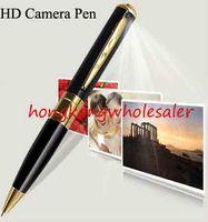 Cámara oculta espía pluma cámara espía HD 720 * 480 bolígrafo espía cámara oculta cámara grabadora de cámara sin Micro TF Tarjetas