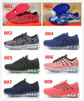 Wholesale 16 colors Latest modal Men Max printing outdoor shoes air mesh breathable Running Shoes popular max run sneakers