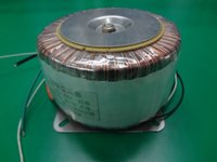 Wholesale Copper transformer W stereo amplifier cattle ring toroidal transformer volt volt output pairs single V