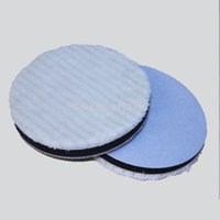 Wholesale New Arrival PC x quot mm twisted wool Polishing Buffing Pad For Car Care