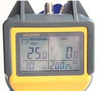 analog signal meter - Digital TV Signal Level Meter digital analog handheld SunRose Strength Meter MS2008D MS9801 dual digital and analog