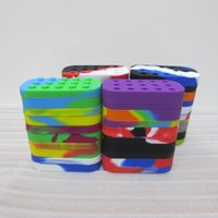 Wholesale 6 Large Lego Non stick Silicone Container For Wax Silicone Concentrate Container