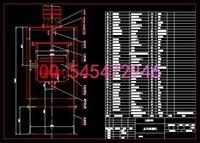 Wholesale LQM200 vertical mill drawings Full Machining drawings
