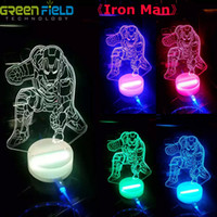 animal lamps for sale - 2015 Hot sale D USB Desktop Lamp Indoor Night Light Red Green Blue Best Chirstma Gift for your children friend With LED Light