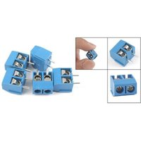 Wholesale 5 P mm Pitch PCB Screw Terminal Block Connector Wonderful Gift