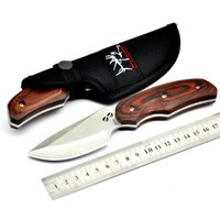 Wholesale Military knife OEM Buck hunting knife camping knife surrival knife knife steel knife hunting A5