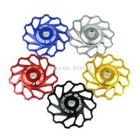 aluminium pulley wheels - KACTUS A Aluminium Jockey Wheel Rear Derailleur Pulley SRAM T for bike bicycle