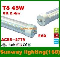 Cheap led tube lights 8ft Best 8ft led