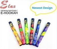 Cheap Premium Disposable e-hookah Shisha Pens Pipes Sticks I Hookah Vapor Time ehookah up to 500puffs 5 flavours for choose
