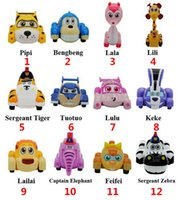 Wholesale Newest Toy South Korea Friction Pull Back Vroomiz Toys Classic Toys For Children Anime Dolls Baby Toys
