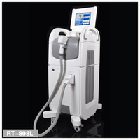 Wholesale hot sale nm Diode Laser Hair Removal IPL hair removal with colling system beauty Machine for salon use