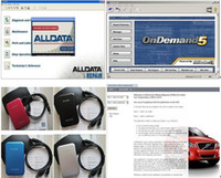auto disks - Promotion Auto software Alldata and Mitchell Car Repair Software with Manual all data and1000GB hard disk