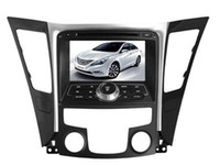 dual cd player - 8 inch Special Car DVD Player For Hyundai Sonata i45 i50 YF with GPS IPOD Bluetooth Steering Wheel control PIP dual zone