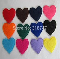 Wholesale cm Heart Shape Patch Diy Phone Decoration Doll Accessories