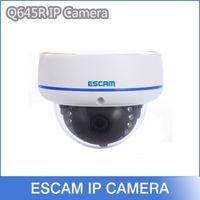 ip camera network camera - Original ESCAM Q645R ONVIF P Network IR Dome Camera H P2P Wireless Outdoor IP Camera IP66 Waterproof Web Camera