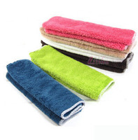 Wholesale 29 cm not contaminated with oil cloth dish towel omnipotent super soft fiber cloth dish towel