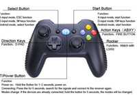Wholesale NEW Tronsmart Mars G01 GHz Wireless Gamepad Game Controller For PlayStation PS3 Joystick Android TV Box Windows Kindle Fire