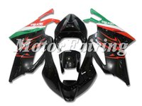 aprilia race fairings - Free Gifts Race Fairings For Aprilia RSV1000 RSV RSV1000 ABS Black Red Green