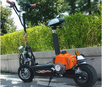 Wholesale The new gasoline electric two petrol skateboard electric scooters can be equipped with stroke engine