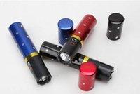 Wholesale Hot Sale Self Defense Lipstick torch tazer red