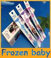 Wholesale NEWEST FROZEN stationery Frozen School Supplies cute pens Elsa Neutral pen cartridge for core needle all mm