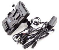 Wholesale BP Battery Plate Sony V Lock Mount Power Supply For DSLR Camera D2 D3 D D