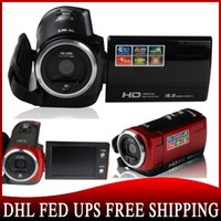 Wholesale 20pcs quot TFT HD P X Digital Zoom MP Digital Video Camera CMOS Camcorder DVC free DHL