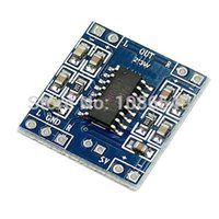 audio power amplifier module - DC V Channels W Digital Power D Audio Amplifier Board Amplifier Module New