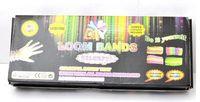 tie dye kit - 500pcs set Rainbow Loom Rainbow Loom Kit and Tie Dye Rubber Bands Twistz Bands Rainbow Loom MOQ WY227
