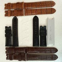 Wholesale High Quality mm Genuine Leather Strap Watch Band fit Pane