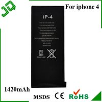cell phone cdma - 4G Batteries Replacement Internal Battery for Apple iPhone G GSM CDMA mAh V Cell Phone Battery Original New Quality
