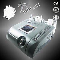 Wholesale The best complete in microdermabrasion facial skin care drop shipping diamond microdermabrasion ultrasonic hot cold hammer bio