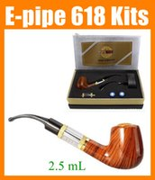 Cheap E-pipe 618 Best dry herb vaporizer e pipe