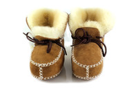 bb footwear - Australian wool fur baby snow boots babies boy girl soft toddler shoes winter bb footwear footcovers price