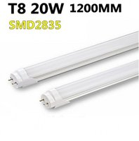 ballast fluorescent lamps - High brightness LED tube T8 lamp W mm M FT SMD2835 Integrated Fluorescent compatible inductive ballast remove starter