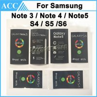 android film - Factory OEM Screen Protector Front Protective Film For Samsung Galaxy S4 S5 S6 Note Note Note