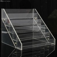 acrylic nail polish stand - Makeup Organizer Case Nail Polish Jewerly Storage High Quality Rack Acrylic Display Case Holder Stand