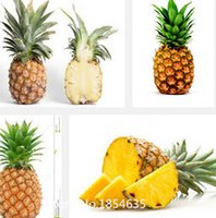 Wholesale Garden Plant BAG pineapple seeds juicy delicious fruit seeds sent gifts Bonsai Seed
