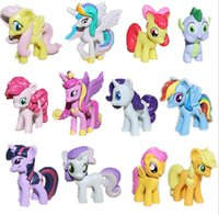 Wholesale My Little Pony Cartoon cm Hasbro Littlest Pet Shop Hasbro Toy Hasbro Figures Hasbro Pet toy