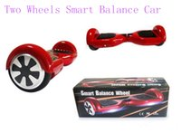 Wholesale Fashion Two wheel electric Scooters Unicycle normal Battery self Balance Wheel mah Mini smart balance wheel with Carry Bag close to JR
