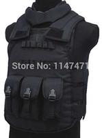 Wholesale Have Duty SDU Level4 Interceptor Tactical Vest Airsoft Tactical Molle Body Armor Combat Plates Vest Multicam Military Uniform