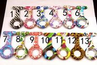 Wholesale 2015 Silicone Colorful Prints Medical Nurse Watch Cute Patterns Fob Quartz Watch Doctor Watch pocket Watches Doctor Watches