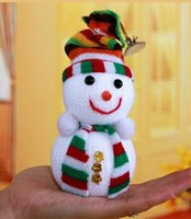 Wholesale Christmas decorations Classical Christmas Snowman Decoration Christmas Trees Decorated Snowman in S M L